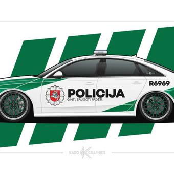 Logotipai - Grafikos dizainas. Užsukite į portfolio! / Karolis Bagdonavičius / Darbų pavyzdys ID 508083
