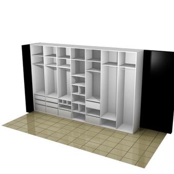 Baldų dizaineris, projektavimas / Guoda / Darbų pavyzdys ID 508397