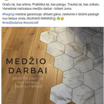 Reklamos paslaugos / Asta Jasiulionienė / Darbų pavyzdys ID 508701