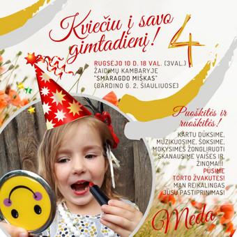 Reklamos paslaugos / Asta Jasiulionienė / Darbų pavyzdys ID 508707