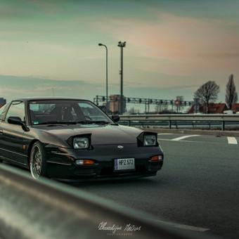 Nissan S13 Meninė fotosesija