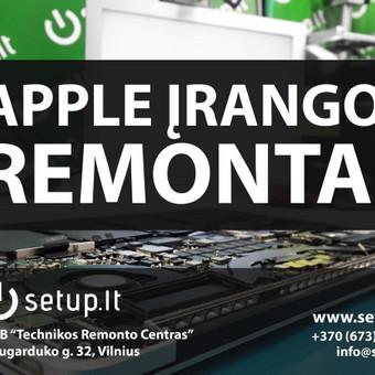 Apple įrangos remontas