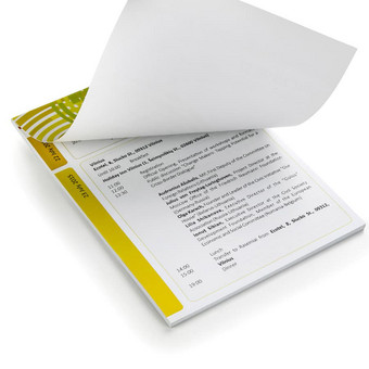 Bloknotai, užrašų lapeliai / UAB Asanta Group / Darbų pavyzdys ID 509577