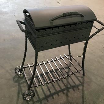 Metalo gaminiai, suvirintojas / Marius Vyšniauskas / Darbų pavyzdys ID 509649