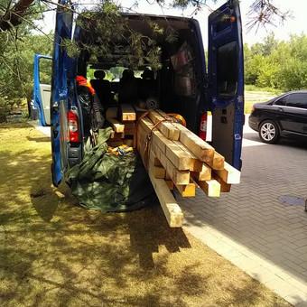 Perkraustymo paslaugos,krovinių pervežimas iki 2t / Vidas / Darbų pavyzdys ID 509787