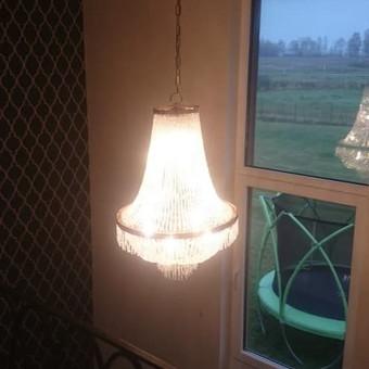 Atestuoto elektriko paslaugos / Laimonas / Darbų pavyzdys ID 510573