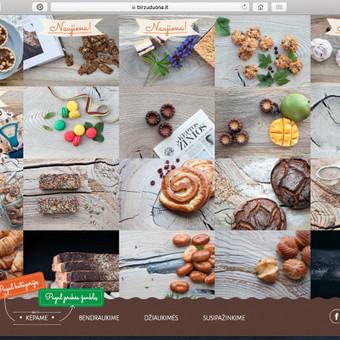 Gastronominio turinio kūrėja / Natalija Kurganovė / Darbų pavyzdys ID 510735