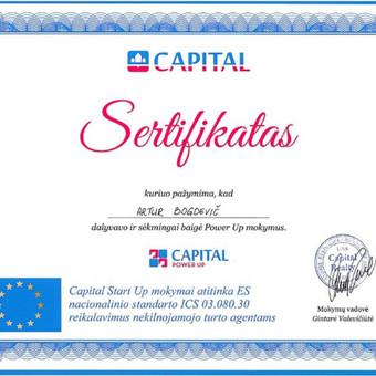 LNTAA sertifikuotas Nekilnojamojo turto brokeris / Artur Bogdevič / Darbų pavyzdys ID 511081