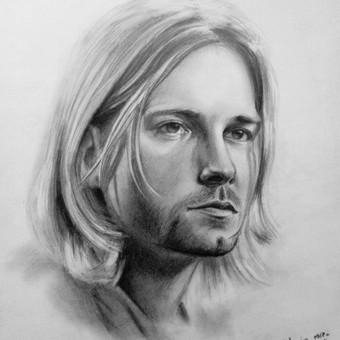 Portretai Paveikslai Šaržai Tatuiruotės / Rytis Songaila / Darbų pavyzdys ID 73069
