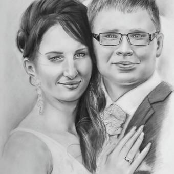 Portretai Paveikslai Šaržai Tatuiruotės / Rytis Songaila / Darbų pavyzdys ID 73068