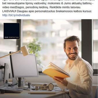 Junior komunikacijos ekspertas. 4 knygų autorius. Reklama. / Lukas Petrauskas / Darbų pavyzdys ID 511109