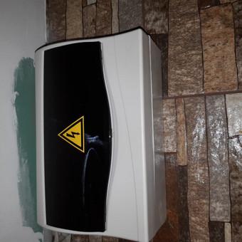 Greiti ir kokybiski elektros remonto bei instalecijos darbai / Virginijus Zilionis / Darbų pavyzdys ID 511169