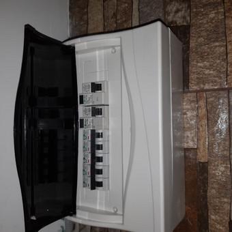 Greiti ir kokybiski elektros remonto bei instalecijos darbai / Virginijus Zilionis / Darbų pavyzdys ID 511171