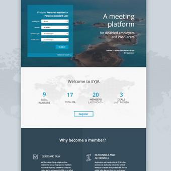 Penktadieniškai gražus web dizainas / Not Monday / Darbų pavyzdys ID 511307