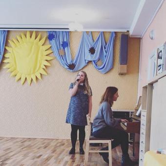 Muzikos mokytoja Vilniuje / Ona Zubavičiūtė / Darbų pavyzdys ID 511419