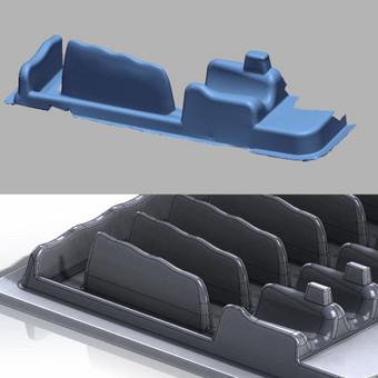CAD Mechanikos inžinierius konstruktorius / Justas / Darbų pavyzdys ID 511575