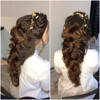 """""""Silvija MUA Make Up & Hairstyles""""  - MAKIAŽAI ir ŠUKUOSENOS / Silvija / Darbų pavyzdys ID 511961"""