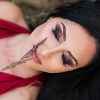 """""""Silvija MUA Make Up & Hairstyles""""  - MAKIAŽAI ir ŠUKUOSENOS / Silvija / Darbų pavyzdys ID 511977"""