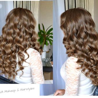 """""""Silvija MUA Make Up & Hairstyles""""  - MAKIAŽAI ir ŠUKUOSENOS / Silvija / Darbų pavyzdys ID 511979"""