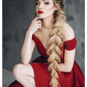 """""""Silvija MUA Make Up & Hairstyles""""  - MAKIAŽAI ir ŠUKUOSENOS / Silvija / Darbų pavyzdys ID 511981"""