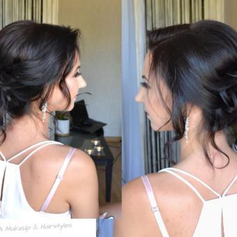 """""""Silvija MUA Make Up & Hairstyles""""  - MAKIAŽAI ir ŠUKUOSENOS / Silvija / Darbų pavyzdys ID 511989"""
