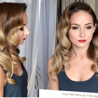 """""""Silvija MUA Make Up & Hairstyles""""  - MAKIAŽAI ir ŠUKUOSENOS / Silvija / Darbų pavyzdys ID 511995"""