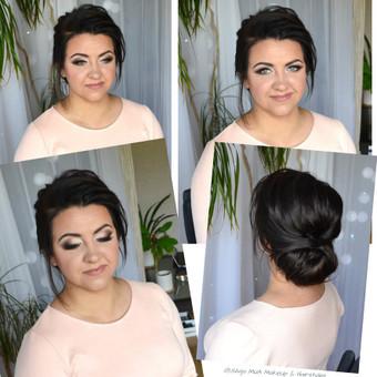 """""""Silvija MUA Make Up & Hairstyles""""  - MAKIAŽAI ir ŠUKUOSENOS / Silvija / Darbų pavyzdys ID 511999"""