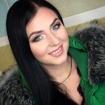 """""""Silvija MUA Make Up & Hairstyles""""  - MAKIAŽAI ir ŠUKUOSENOS / Silvija / Darbų pavyzdys ID 512017"""