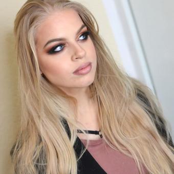 """""""Silvija MUA Make Up & Hairstyles""""  - MAKIAŽAI ir ŠUKUOSENOS / Silvija / Darbų pavyzdys ID 512025"""