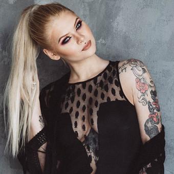 """""""Silvija MUA Make Up & Hairstyles""""  - MAKIAŽAI ir ŠUKUOSENOS / Silvija / Darbų pavyzdys ID 512027"""