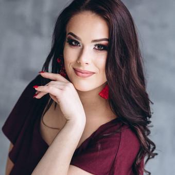 """""""Silvija MUA Make Up & Hairstyles""""  - MAKIAŽAI ir ŠUKUOSENOS / Silvija / Darbų pavyzdys ID 512033"""
