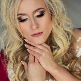"""""""Silvija MUA Make Up & Hairstyles""""  - MAKIAŽAI ir ŠUKUOSENOS / Silvija / Darbų pavyzdys ID 512067"""