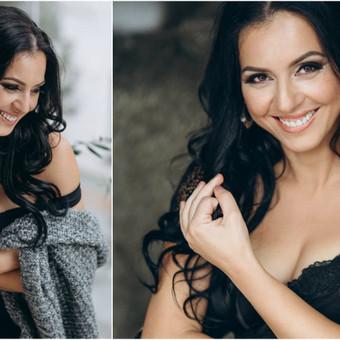"""""""Silvija MUA Make Up & Hairstyles""""  - MAKIAŽAI ir ŠUKUOSENOS / Silvija / Darbų pavyzdys ID 512081"""