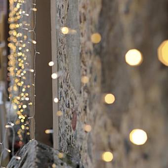 Baltos gervės. Švenčių ir interjero dekoras ir floristika / Baltos gervės / Darbų pavyzdys ID 512145