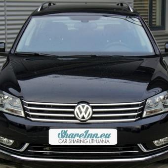Volkswagen Passat universalas, 2011 m., 2.0 TDI, 203 kW, Automatinė arba mechaninė pavarų dėžė.