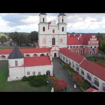 Drono paslaugos visoje Lietuvoje. / Kasparas Zavadskis / Darbų pavyzdys ID 512199