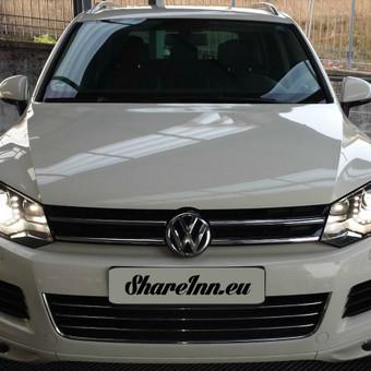 Volkswagen Touareg visureigis, 2010 m., 3.0 TDI, 177 kW, Automatinė pavarų dėžė. >> GALIMA TIK ILGALAIKĖ ŠIO AUTOMOBILIO NUOMA