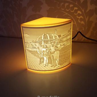 3D spausdinimas / Vainius Ramanauskas / Darbų pavyzdys ID 512227