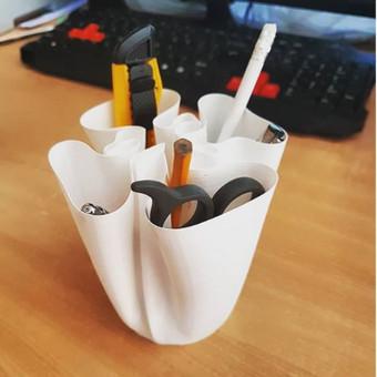 3D spausdinta pieštukinė