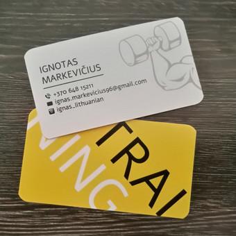 Asmeninis Treneris Ignas / Ignas Markevičius / Darbų pavyzdys ID 512647