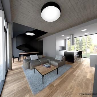 Architektūra ir interjero dizainas / Rūta Barisaitė / Darbų pavyzdys ID 512721