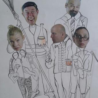 Dailininkas / Simona Juškevičiūtė / Darbų pavyzdys ID 73225
