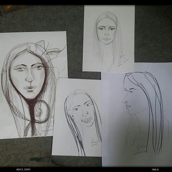 Dailininkas / Simona Juškevičiūtė / Darbų pavyzdys ID 73230