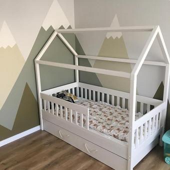 Vaikiška lova namelis