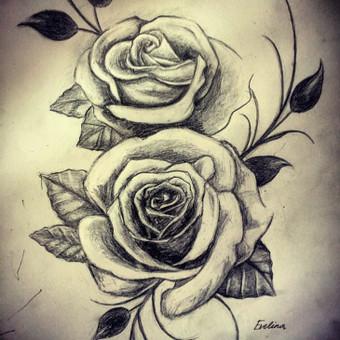 Evelina Zarecka / Evelina / Darbų pavyzdys ID 513683