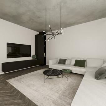 Casa-nova interjero dizainas ir projektavimas / Casa-nova Interjero dizainas / Darbų pavyzdys ID 513729