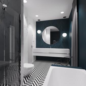Casa-nova interjero dizainas ir projektavimas / Casa-nova Interjero dizainas / Darbų pavyzdys ID 513755