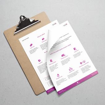 Vizualinė komunikacija. Grafinis dizainas / Tomas Aliukas / Darbų pavyzdys ID 514231