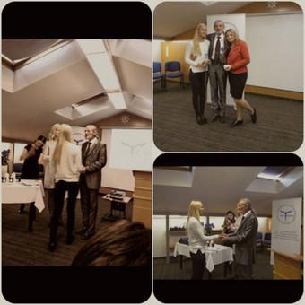 Lietuvos nacionalinės dermatokosmetologijos ir estetinės mezoterapijos specialistų asociacijos konferencijoje