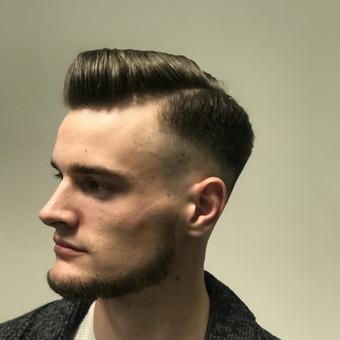 Vyriški kirpimai,barzdų modeliavimas,skutimas. / Loreta / Darbų pavyzdys ID 515059